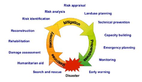 Research paper on disaster risk management